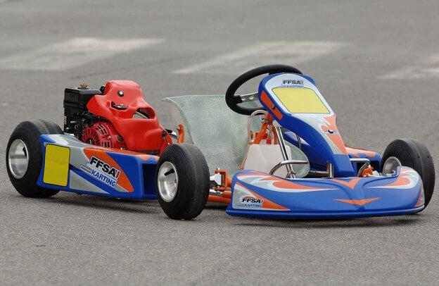 École de karting
