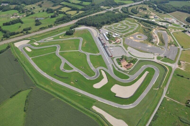 Le circuit de Bresse, terrain de jeu d'Actua